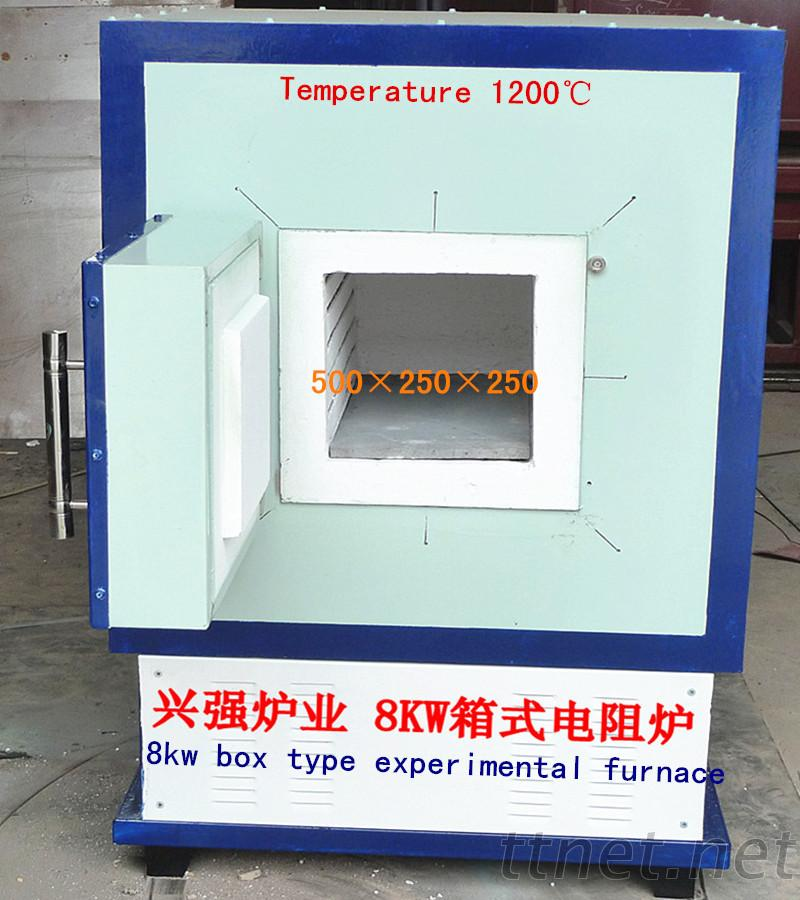 Experimental furnace 8KW 1200℃