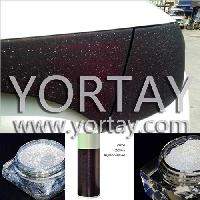 Shinning Car Plastic Light Film Coating White Pearl Pigments