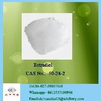 High Quality Female Anabolic Steroids Powder Estradiol CAS: 50-28-2
